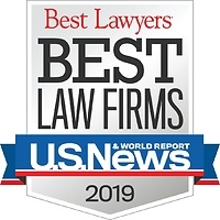 "2019 ""Best Law Firms"" Badge Artwork"