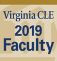 2019 Virginia CLE Faculty Badge